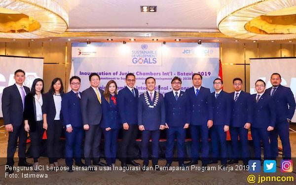 JCI: Organisasi Kepemudaan Berperan Penting untuk Masa Depan Indonesia - JPNN.com