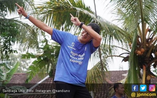 Kampanye di Bali, Sandi Berjanji Tolak Reklamasi - JPNN.com