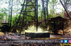 Berebut Tuah Minyak di Ratusan Sumur Tua, Diwarnai Aksi Tipu - Tipu - JPNN.com