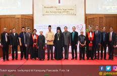 Semua Tokoh Agama Berkumpul Doakan Pemilu Damai - JPNN.com