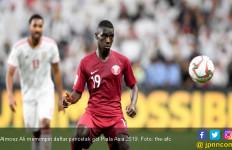 Samai Rekor Ali Daei, Almoez Ali Pimpin Daftar Pencetak Gol Piala Asia 2019 - JPNN.com