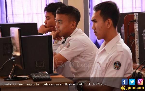 Kini Dibuka Bimbingan Belajar Gratis - JPNN.com