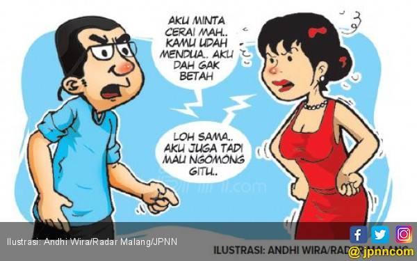 Servis Berondong Sangat Memuaskan, Istri Jadi Ketagihan - JPNN.com