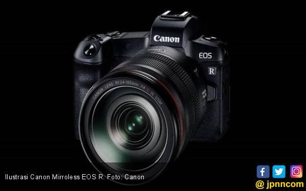 Canon Bakal Kasih Kejutan Kamera Baru di Hari Valentine - JPNN.com