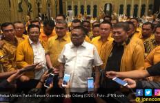 OSO Siapkan Seragam Loreng Khusus untuk Lasmura - JPNN.com