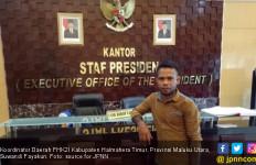 Bareng ke Istana, Pimpinan Honorer K2 Beda Sikap soal PPPK - JPNN.com
