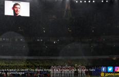 Masih Berduka Ditinggal Emiliano Sala, Cardiff City Dipukul Arsenal - JPNN.com