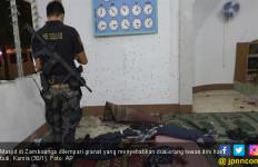 Setelah Bom Katedral, Sekarang Masjid Filipina Dilempari Granat - JPNN.com