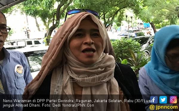 Guru Besar UI Nilai Puisi Neno Warisman Bisa Bikin Umat Islam Tersinggung - JPNN.com