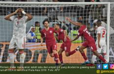 Permalukan Tuan Rumah, Qatar Ukir Rekor, Ketemu Jepang di Final Piala Asia 2019 - JPNN.com
