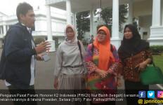 Usai dari Istana, Sikap Pimpinan Honorer K2 tentang PPPK Mulai Berubah - JPNN.com