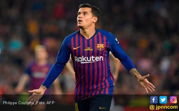 Agen Philippe Coutinho Minta Barcelona Katakan yang Sebenarnya - JPNN.com