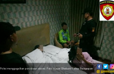 Hendak Aborsi di Kamar Hotel, Digerebek - JPNN.com