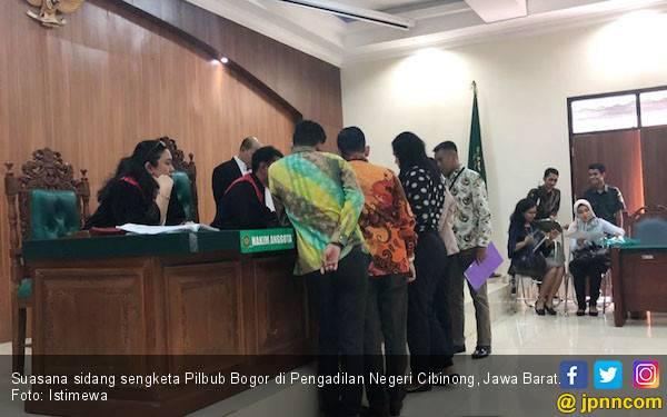 Sengketa Pilkada Bogor, Kemendagri Diminta Segera Serahkan Resume - JPNN.com