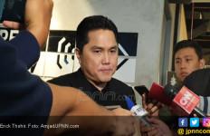 Keluar dari Kantor di Samping Istana, Erick Thohir: Saya Diminta Mulai Komunikasi - JPNN.com