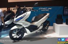 Skema Penyewaan Honda PCX Electric - JPNN.com