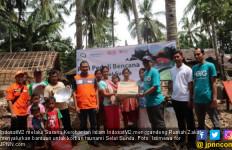 Gandeng Rumah Zakat, IndosatM2 Bantu Korban Tsunami Selat Sunda - JPNN.com