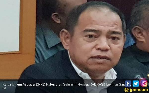 Massa Pimpinan Lukman Said Siap Adang Aksi People Power 22 Mei - JPNN.com