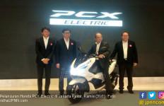 AHM Rilis Honda PCX Electric, Tetapi Tidak Dijual Umum - JPNN.com