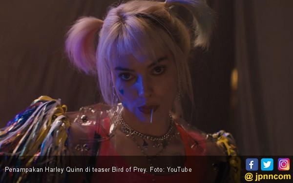 Ini Bocoran Perdana Bird of Prey, Film Solo Harley Quinn - JPNN.com