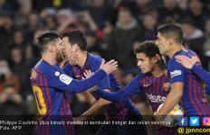 Philippe Coutinho: Terima Kasih, Messi - JPNN.com