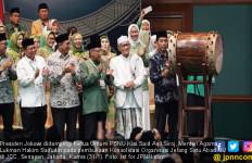 Jokowi: Saya Merasa Adem Bersama Kiai dan Jemaah NU - JPNN.com