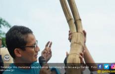 Sandiaga Uno, Benda Berkekuatan Magis, dan Curhatan Guru Honorer - JPNN.com