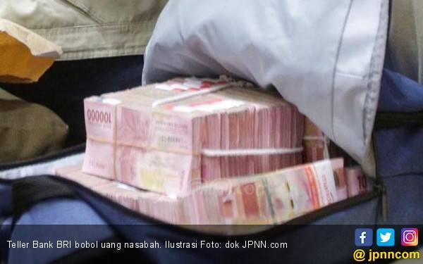 Terungkap, Dua Modus Teller Bank BRI Bobol Uang Nasabah Rp 2,3 Miliar - JPNN.com