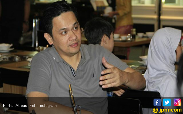 Farhat Abbas: Kami mau Setelah ini, Pak Prabowo Dipanggil juga - JPNN.com