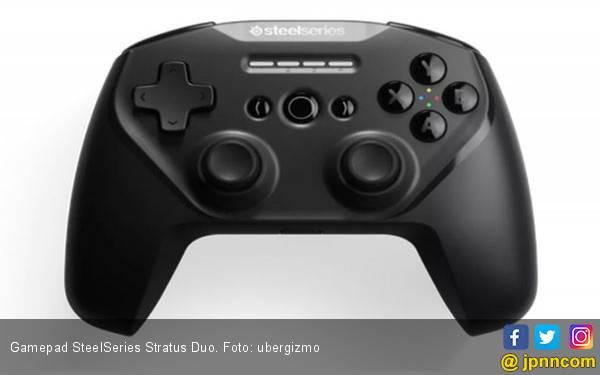 SteelSeries Rilis Gamepad Baru Stratus Duo - JPNN.com