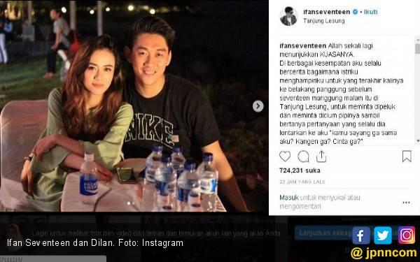 Foto Terakhir Ifan Seventeen bersama Dylan dari Memory Card Kamera Almarhum Andi - JPNN.com