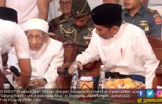Respons MUI soal Mbah Moen Salah Ucap saat Berdoa Bareng Pak Jokowi - JPNN.com