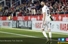 Benzema Lagi Hot, Real Madrid Tembus Semifinal Pertama Copa del Rey Sejak 2014 - JPNN.com