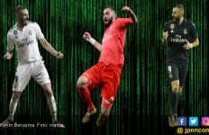 Karim Mostafa Benzema Lewati Rekor Gol Hugo Sanchez - JPNN.com