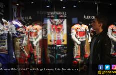 Museum MotoGP dan F1 Milik Lorenzo Tutup - JPNN.com