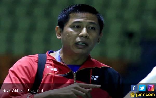 Butet dan Debby Gantung Raket, Ganda Campuran Cuma Bidik Semifinal All England - JPNN.com