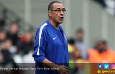 Keanehan Maurizio Sarri Setelah Chelsea Dibantai AFC Bournemouth 0-4 - JPNN.com
