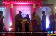 Program Undian Berhadiah TM Agung Podomoro Vaganza Capai Rekor Baru - JPNN.com