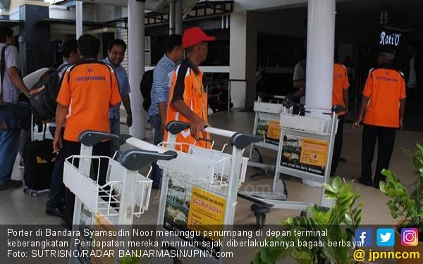 Dampak Tiket Pesawat Mahal, Toko Oleh – Oleh PHK Karyawan - JPNN.com