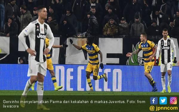 Sempat Unggul 3-1, Juventus Gagal Kalahkan Parma - JPNN.com