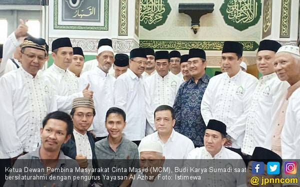Kunjungi Al Azhar, Budi Karya Minta Kaum Sekuler Dirangkul - JPNN.com