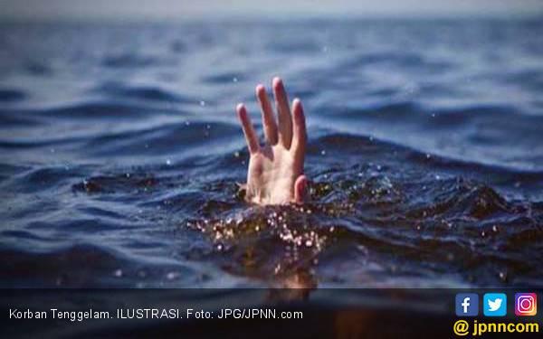 Dewa Parnata Tenggelam Setelah Dihantam Ombak Tinggi Saat Banyu Pinaruh - JPNN.com