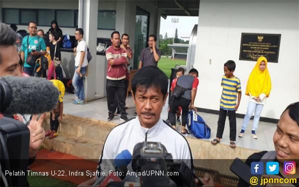 Timnas U-22 vs Madura United Imbang, Indra Sjafri Bilang Begini - JPNN.com