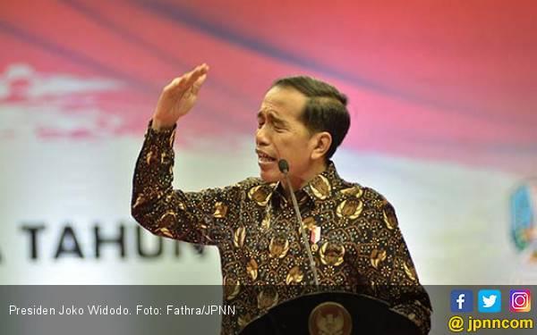Pernyataan Terbaru Jokowi soal Harga Avtur - JPNN.com