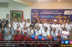 Alumni Menteng 64 Target Jokowikan Jakarta di Pilpres 2019 - JPNN.com