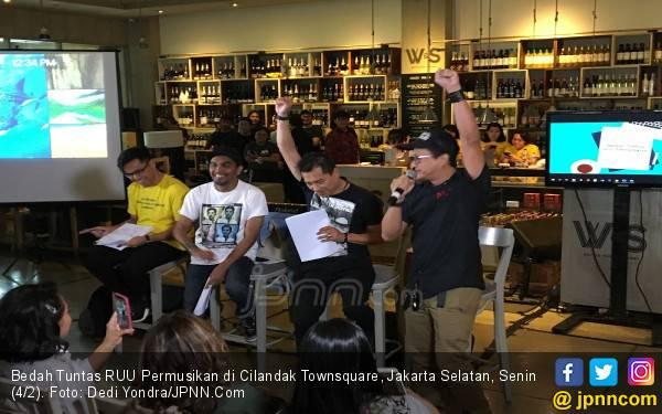 Tolak RUU Permusikan, Navicula Rilis Lagu Dagelan Penipu Rakyat - JPNN.com
