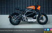 Harley Davidson Setop Produksi Motor Listrik Pertamanya, Saham Langsung Turun - JPNN.com