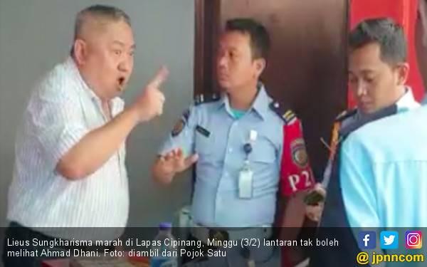 Kubu Jokowi Bilang Begini Soal Video Viral Lieus Sungkharisma - JPNN.com