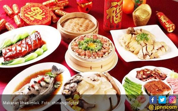 5 Cara Menikmati Makanan Khas Imlek Tanpa Harus Merusak Diet - JPNN.com