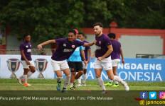 Peluang PSM Lolos dari Grup H Piala AFC 2019 Terbuka Lebar - JPNN.com